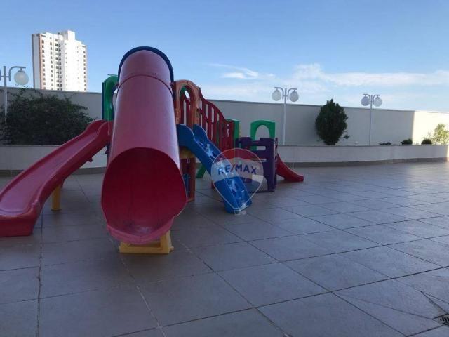 Apartamento residencial à venda, Duque de Caxias I, Cuiabá. - Foto 19