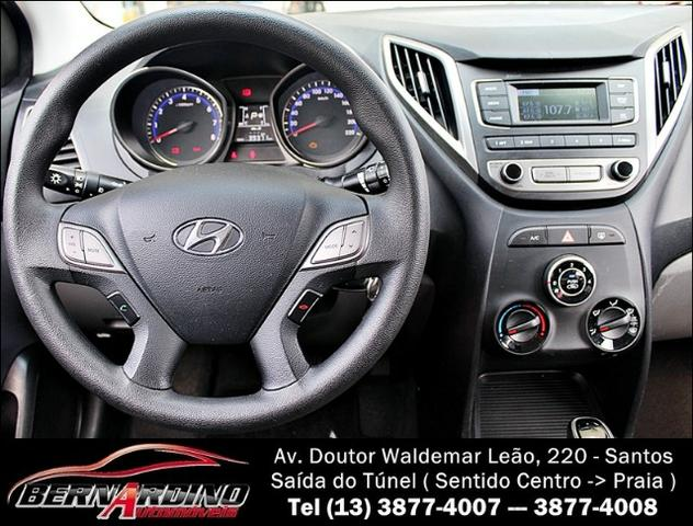 Hyundai Hb20s 1.6 Automático 2016 - Foto 12