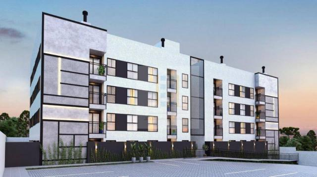 Apartamento com 2 dormitórios à venda, 93 m²- boa vista - curitiba/pr