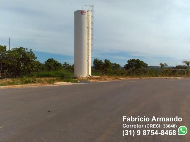 Campo dos ipês lote de 1.000m² com excelente topografia (Financio no boleto) - Foto 7