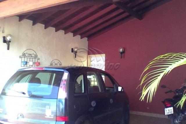 Casa à venda com 1 dormitórios em Jardim sao marcos i, Jaboticabal cod:V1063 - Foto 2