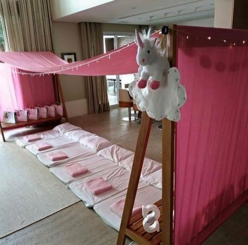 Franquia de Festa de Pijama - Foto 4