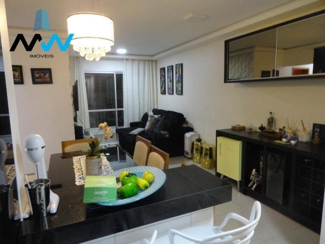 Apartamento no residencial mirantes do vale - bairro jundiaí anápolis - Foto 2