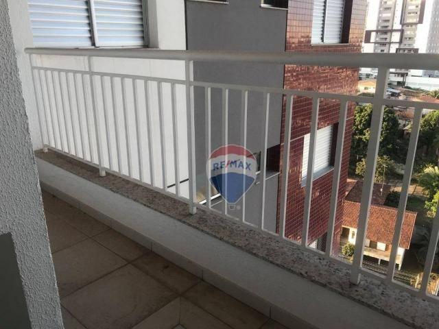 Apartamento - Le Champ, Jardim Cuiabá, Cuiabá. - Foto 6