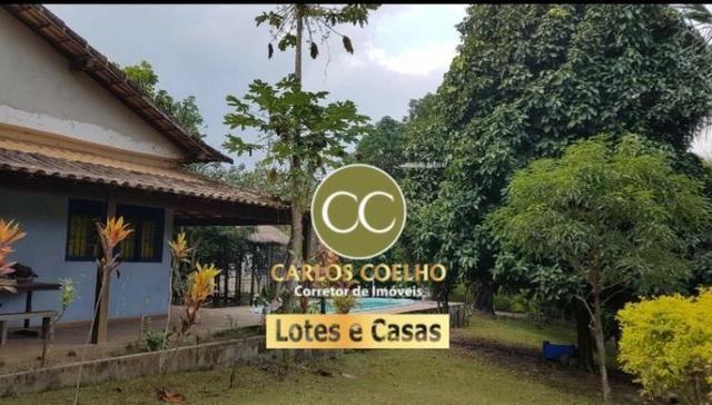 CMG Cód: 20 Maravilhoso Sítio em Rio Dourado ? Rio das Ostras