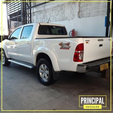 Toyota Hilux CD SR 4X4 2014 Automatica - Foto 3