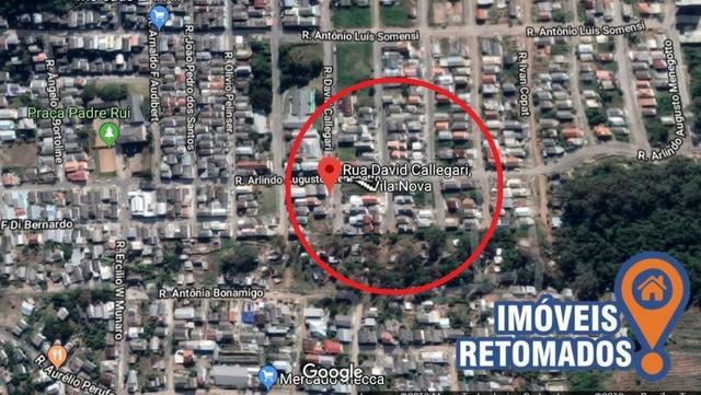 Imóveis Retomados | Casa 2 dormitórios | Vila Nova | Bento Gonçalves/RS