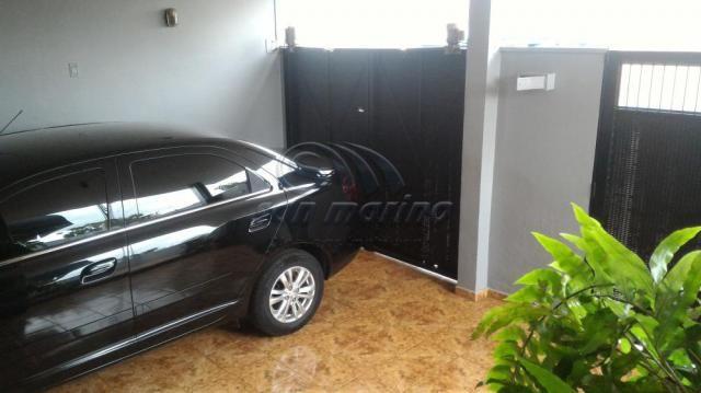 Casa à venda com 3 dormitórios em Jardim kennedy, Jaboticabal cod:V3415 - Foto 3
