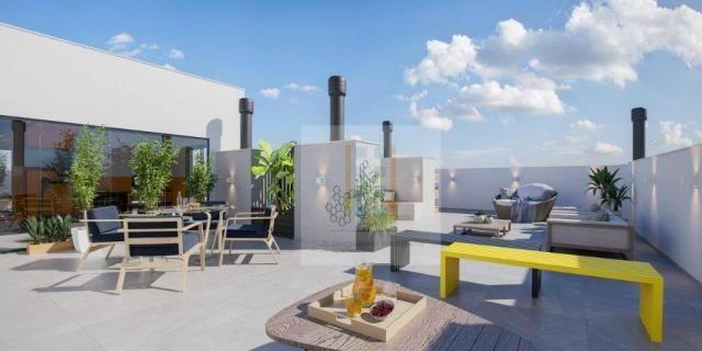 Apartamento com 2 dormitórios à venda, 93 m²- boa vista - curitiba/pr - Foto 4