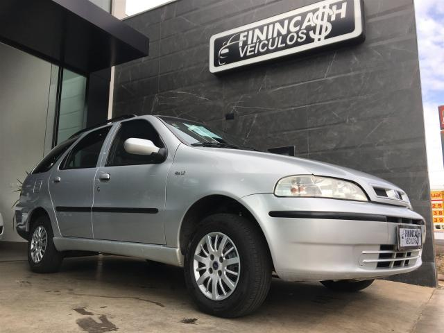 FIAT PALIO 2003/2004 1.3 MPI FIRE EX WEEKEND 8V 67CV GASOLINA 4P MANUAL