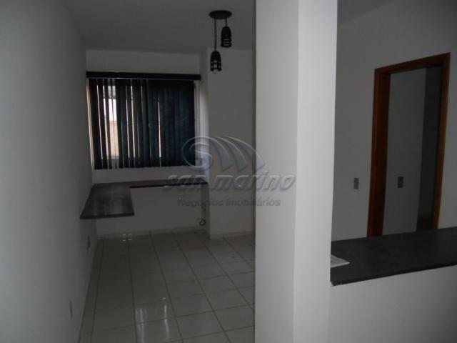 Apartamento à venda com 1 dormitórios em Nova jaboticabal, Jaboticabal cod:V3485 - Foto 2