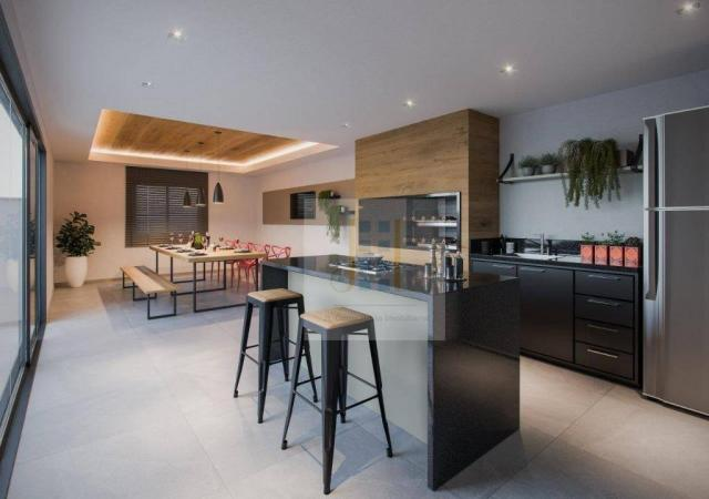 Apartamento com 2 dormitórios à venda, 93 m²- boa vista - curitiba/pr - Foto 8