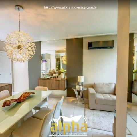 Apartamento Alto Padrão - Cambeba Hà 500 metros da Washington Soares - Entrada Facilitada - Foto 6
