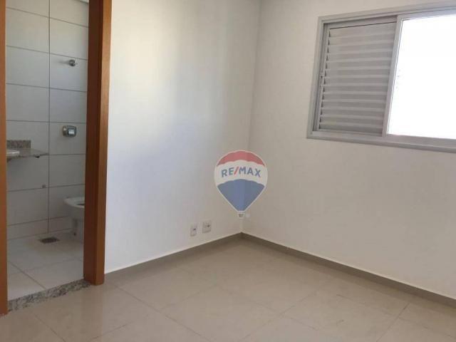 Apartamento residencial à venda, Duque de Caxias I, Cuiabá. - Foto 17