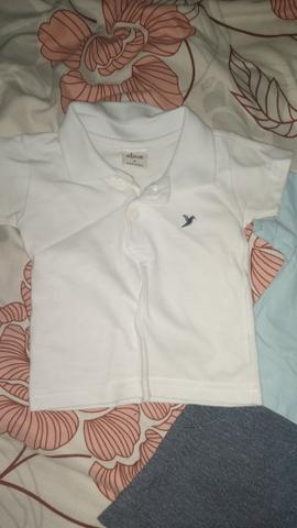 Lote de roupas de bebê menino - Foto 6