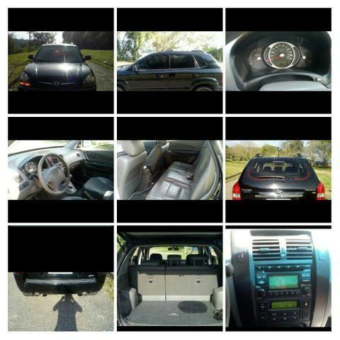 Tucson v6 4x4 automático 2009
