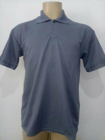 Camisas polo masculina e feminina - Foto 5