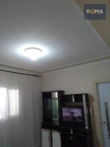 Casa com 2 dormitórios à venda, 156 m² por r$ 270.000 - parque fabrício - nova odessa/sp - Foto 4