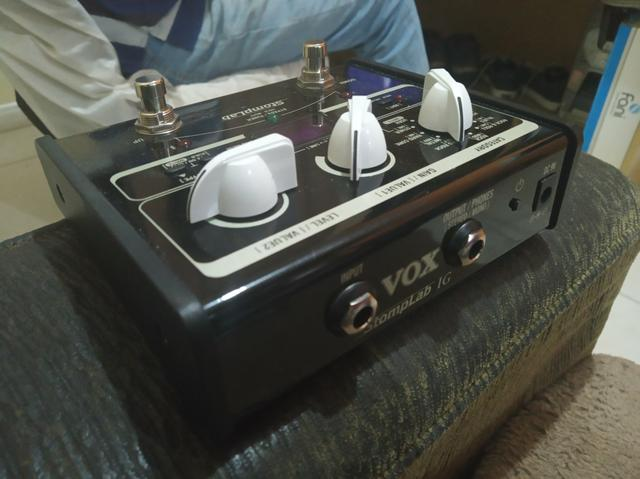 Pedaleira Vox stomplab 1g - Foto 2