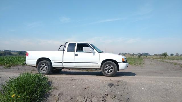 Vendo S10 1996 cabine extendida gasolina 2.2 - Foto 10