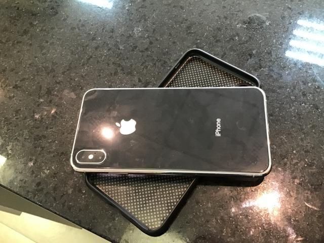 IPhone XS Max 256 com garantia até 03/2020 - Foto 3