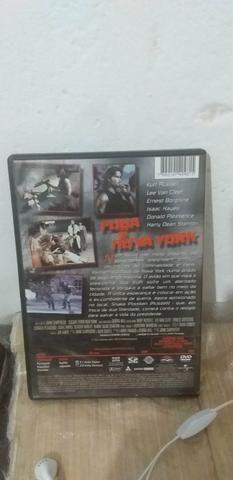 Dvd Fuga De Nova York - Kurt Russell - Foto 3