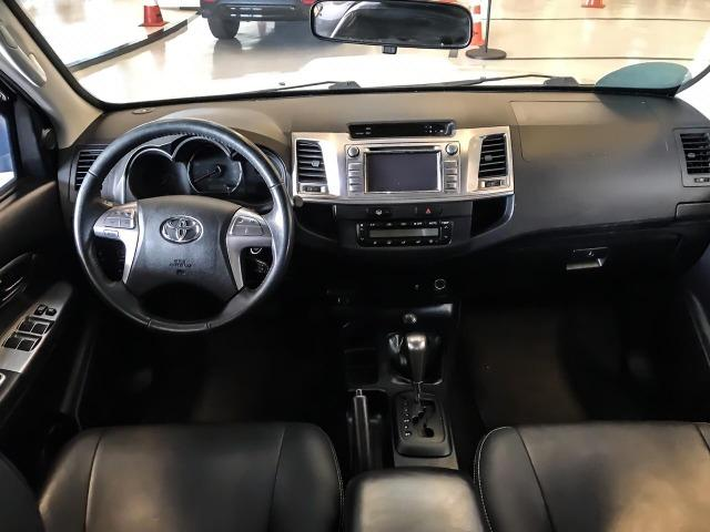 Toyota hilux - 2014/2014 3.0 srv 4x4 cd 16v turbo intercool. - Foto 4