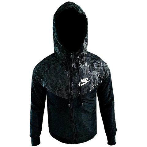 Jaqueta Corta Vento Estampa - Moderna e Resistente