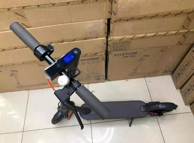 Patinete eletrico Foston Fs-S08 Pro 12x cart novo - Foto 4