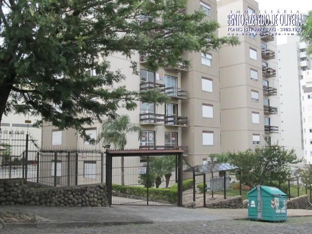 Apartamento à venda com 2 dormitórios em São leopoldo, Caxias do sul cod:5533