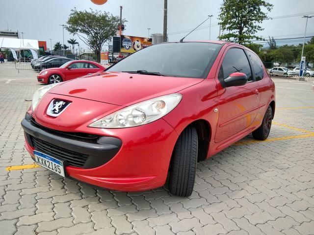 Peugeot 207 1.4( aceito moto como forma de pagamento ) - Foto 3