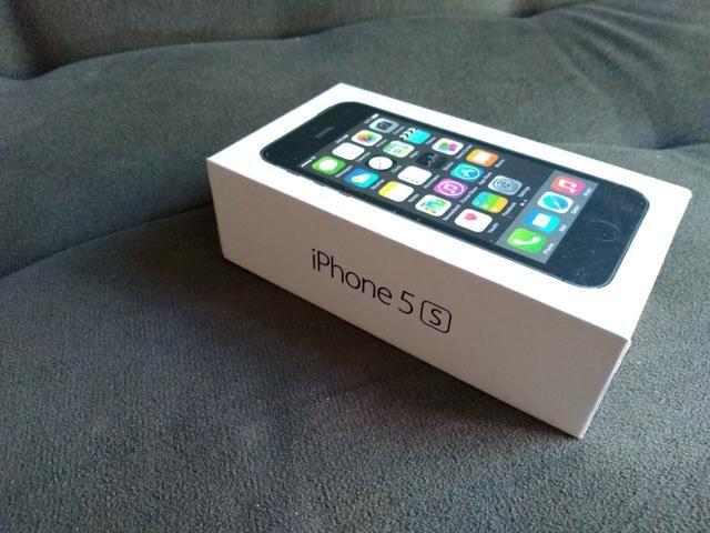 Caixa e Fones iPhone 5S - Foto 5