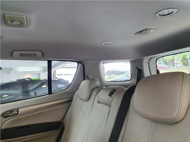 Chevrolet Trailblazer 3.6 ltz 4x4 v6 gasolina 4p automático - Foto 12