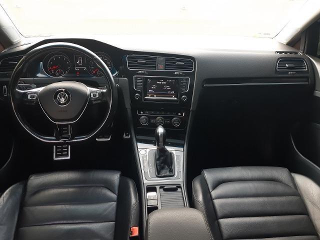 VW Golf Highline 1.4 TSI - com Teto Solar - pacote premium - Aceito Troca - Foto 11