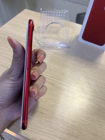 IPhone 7 128GB RED seminovo - Foto 6