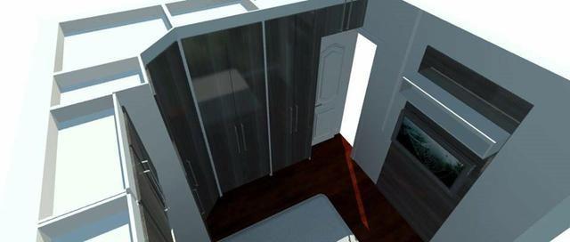 Móveis Planejados para os apartamentos da MRV ou Inter Construtora. Pacote Completo - Foto 5