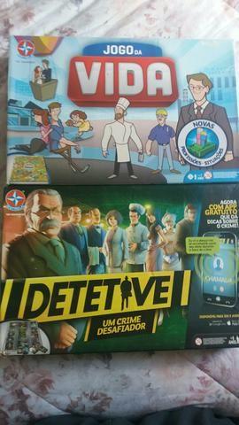 Jogo da vida e detetive - Foto 5
