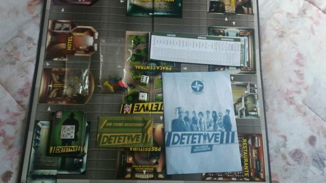 Jogo da vida e detetive - Foto 4