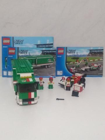 Lego City Gran Prix Truck
