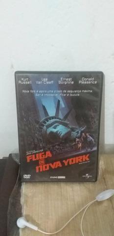 Dvd Fuga De Nova York - Kurt Russell