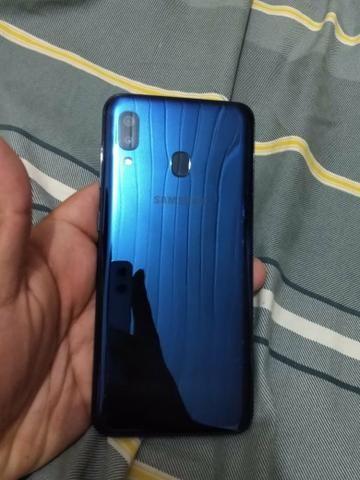 Troco A20 com 2 meses de uso em iphone 6