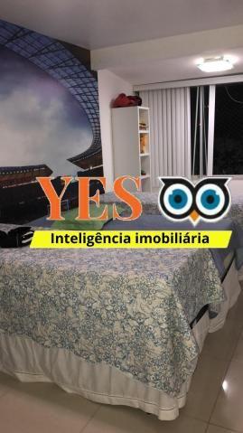 Yes imob - apartamento mobiliado para locação, muchila, feira de santana, 3 dormitórios se - Foto 7