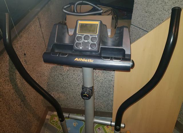 Bicicleta Elíptico Athletic advanced 330e - Foto 3