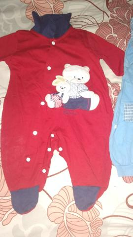 Lote de roupas de bebê menino - Foto 4