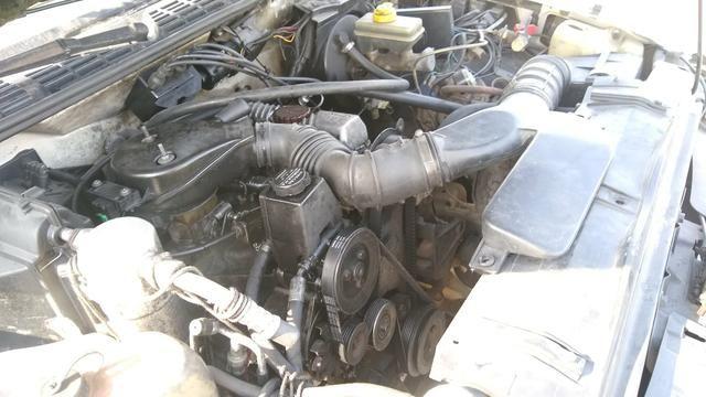 Vendo S10 1996 cabine extendida gasolina 2.2 - Foto 7