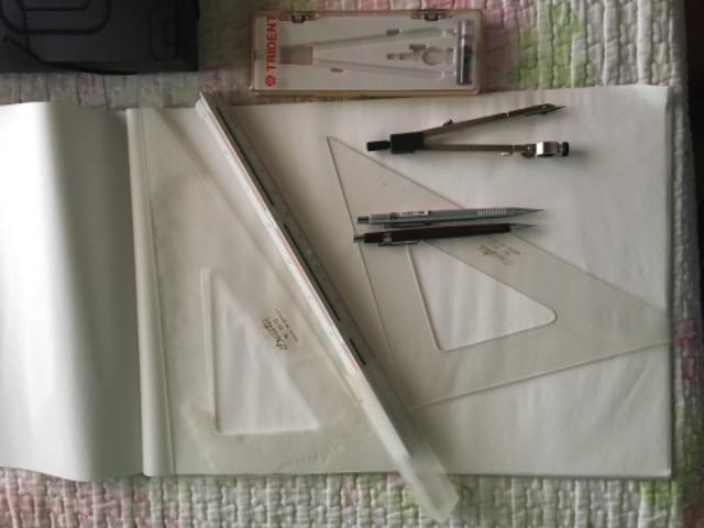 Materiais para Desenho Técnico - Foto 2