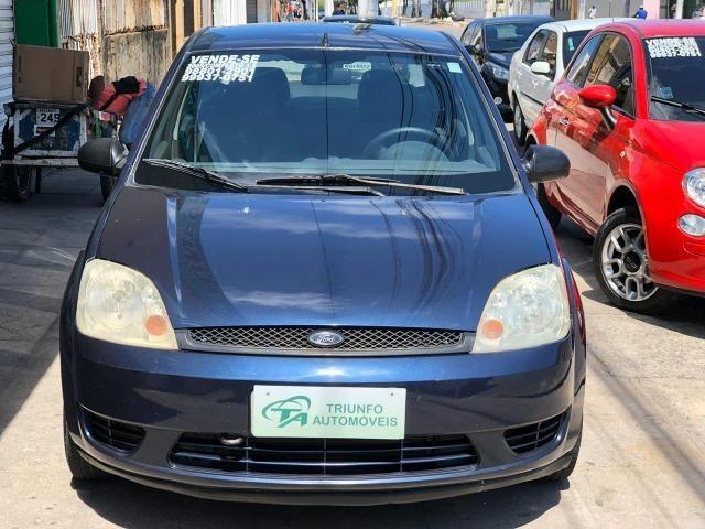 Fiesta Sedan 1.6 Flex 2005 (R$: 2.900,00 + 48 x 398,00) - Foto 2