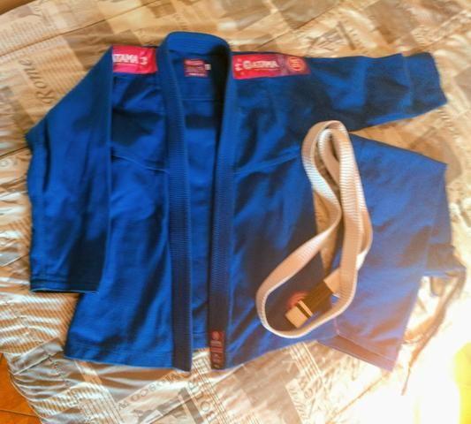 Kimono jiu jitsu Feminino - Foto 3
