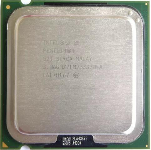 Processador Intel Pentium 4 HT