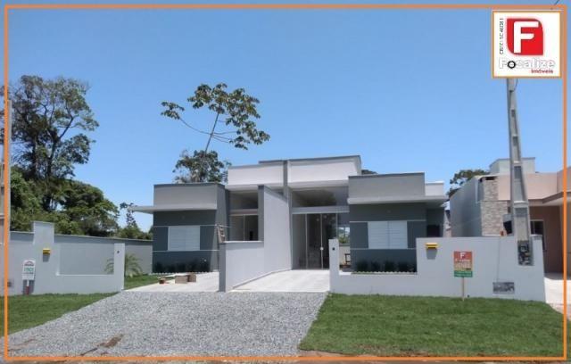 Casa à venda com 3 dormitórios em Itapoá, Itapoá cod:2206 - Foto 2